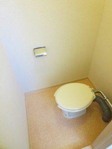 201トイレ