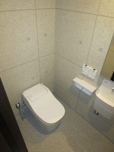 メトロサ103トイレ